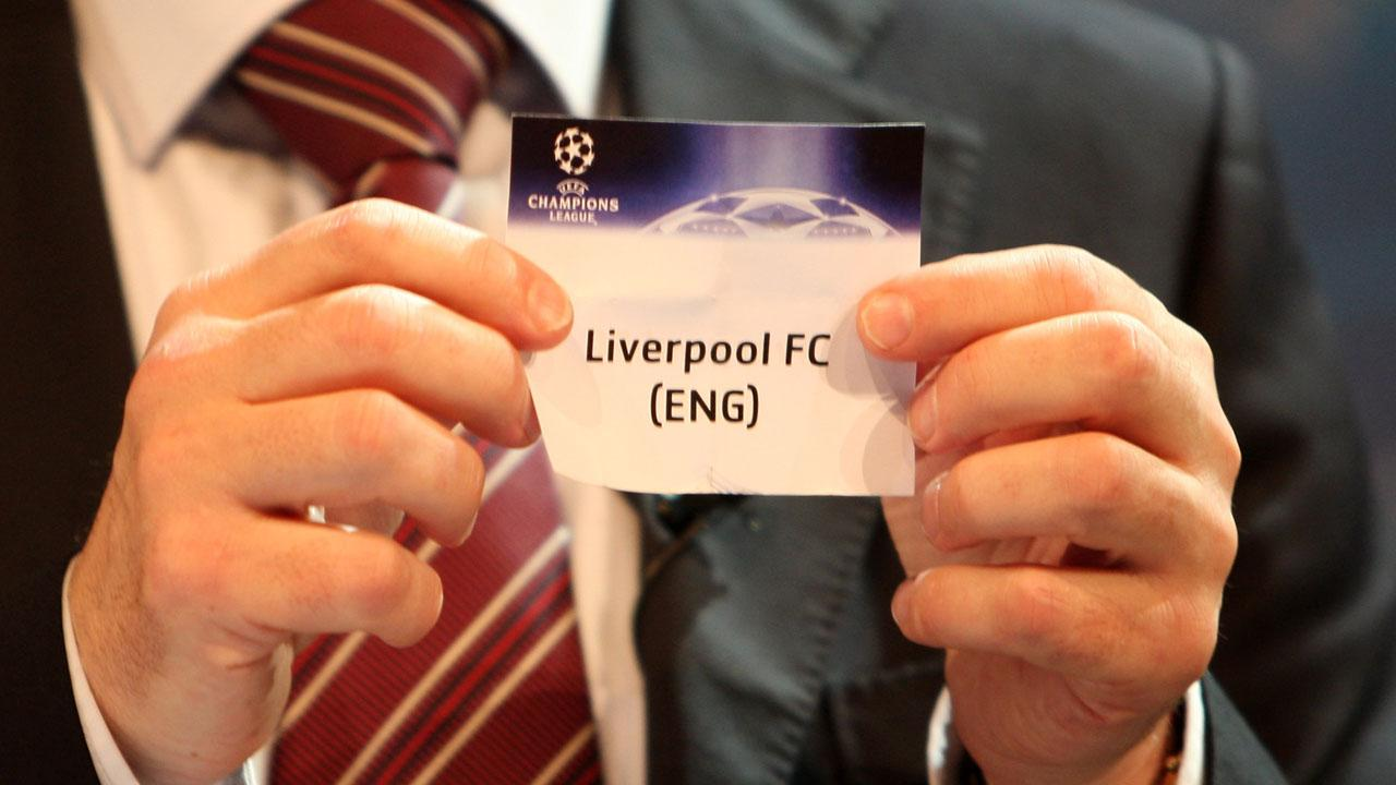 UEFA Champions League | Draw, fixtures, results and group tables